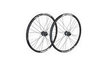 Spank Spike Race28 EVO wheelset 20mm + 12/135mm black